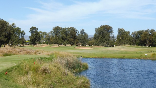 The 14th Tee at Glenelg Golf Club