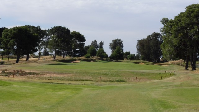 The 15th Tee at Glenelg Golf Club