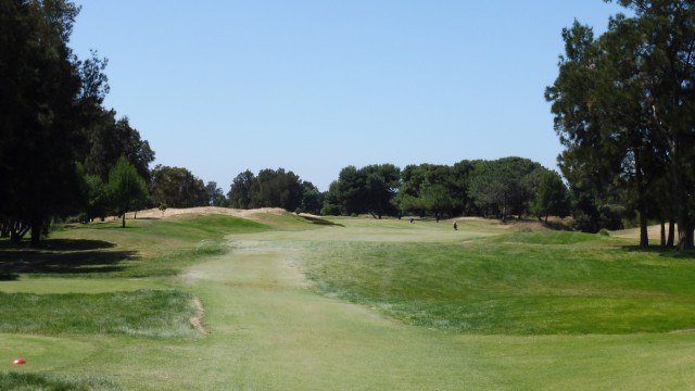 The 5th Tee at Glenelg Golf Club