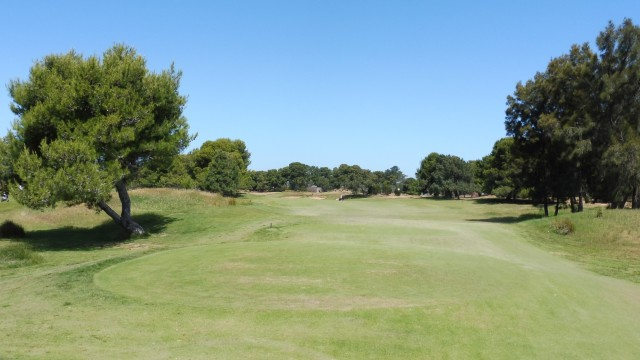 The 6th Tee at Glenelg Golf Club