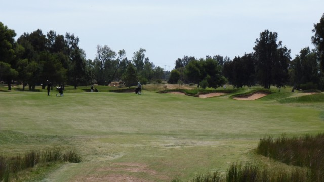 The 7th Tee at Glenelg Golf Club
