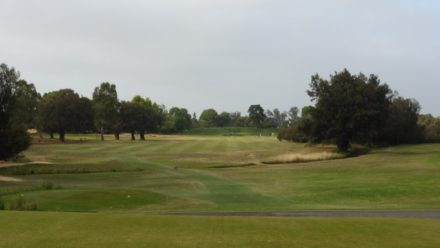 The 10th tee at Kooyonga Golf Club