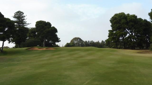 The 12th fairway at Kooyonga Golf Club