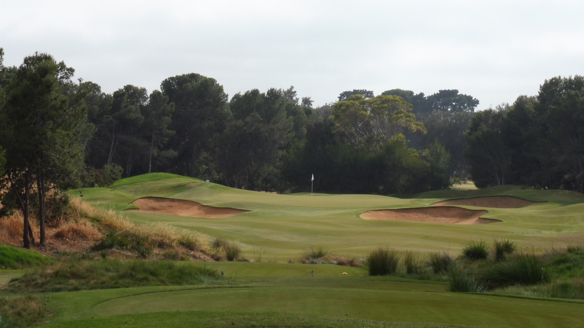 The 19th tee at Kooyonga Golf Club