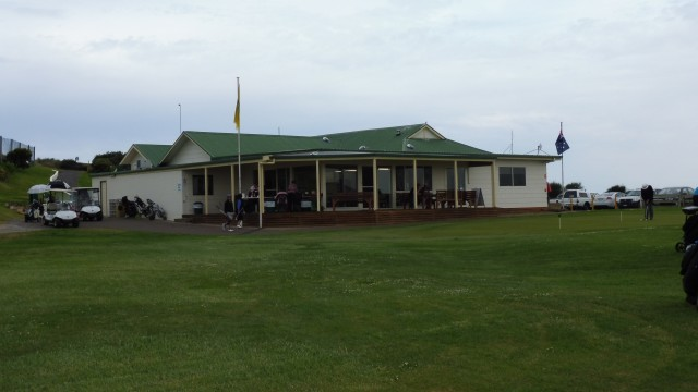 The Clubhouse at Port Fairy Golf Links