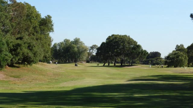 The 10th tee at The Grange Golf Club East