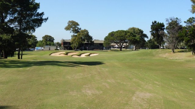 The 11th fairway at The Grange Golf Club East