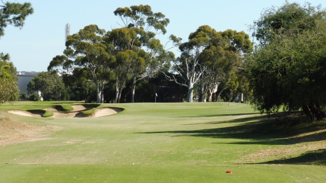 The 12th tee at The Grange Golf Club East