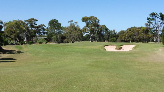 The 14th fairway at The Grange Golf Club East