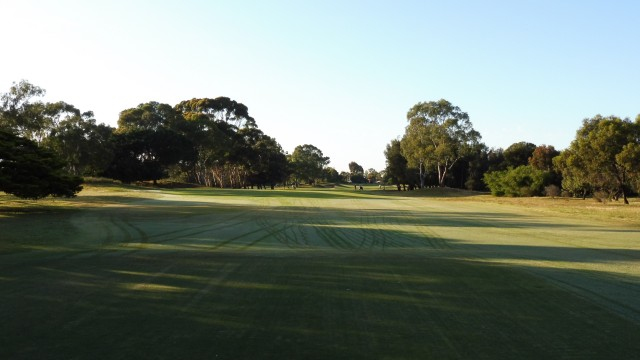 The 1st tee at The Grange Golf Club East