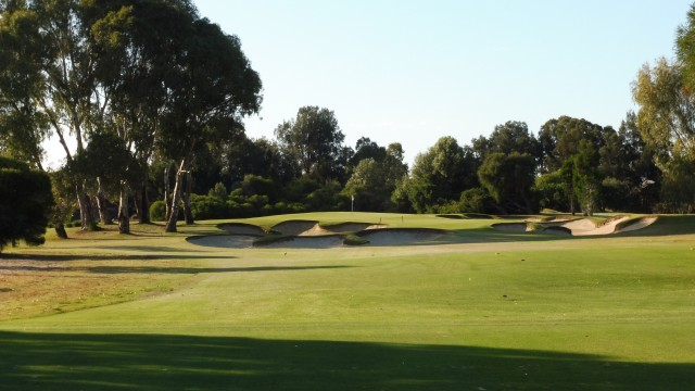 The 3rd tee at The Grange Golf Club East