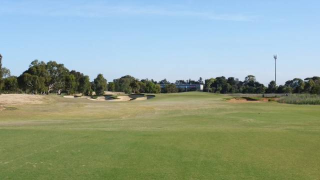 The 5th tee at The Grange Golf Club East