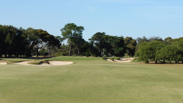 The 7th fairway at The Grange Golf Club East