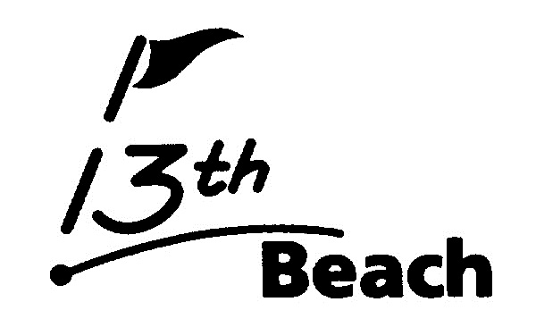 Logo for Thirteenth Beach Golf Links
