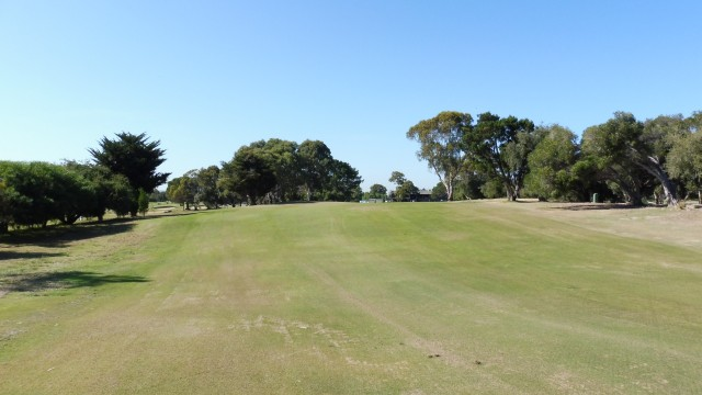 The 11th Fairway at The Grange Golf Club East Course