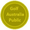 Custom icon for Golf Australia Top 100 Public