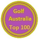 Custom icon for Golf Australia Top 100 courses