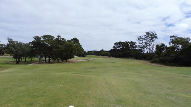 The 10th tee at Victoria Golf Club