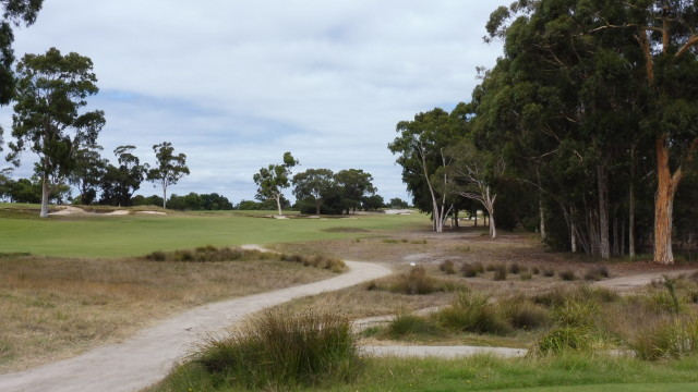 The 11th Tee at Victoria Golf Club