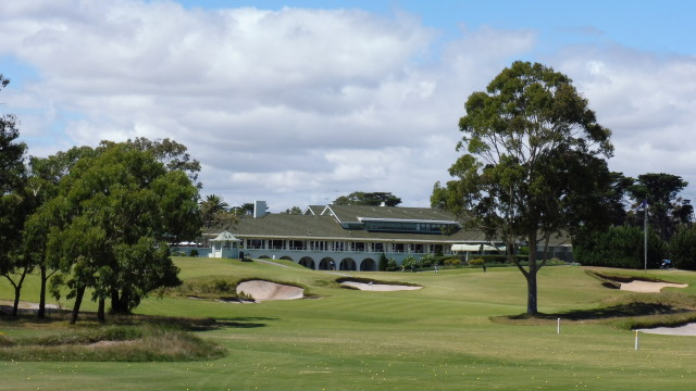 Clubhouse at Victoria Golf Club