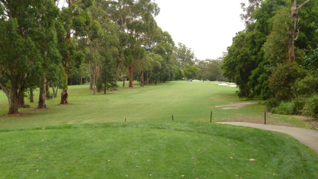 The 12th tee at Avondale Golf Club