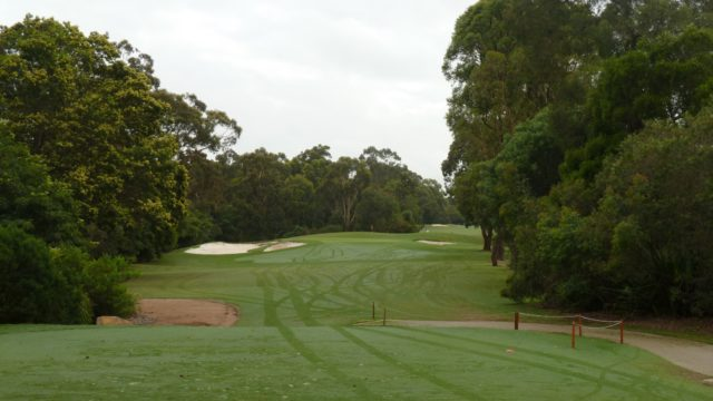 The 4th tee at Avondale Golf Club