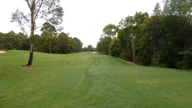 The 6th tee at Avondale Golf Club