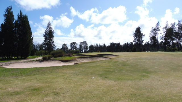 The 6th fairway at Horsham Golf Club