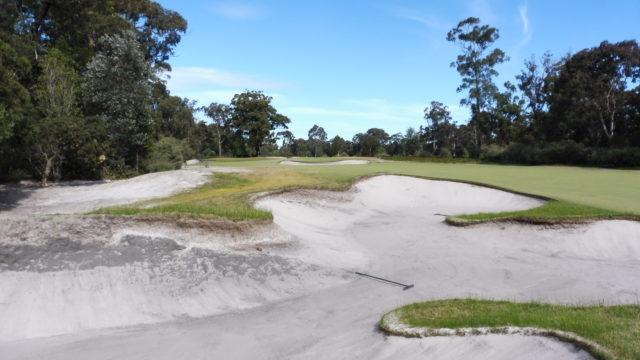The 5th fairway at Metropolitan Golf Club