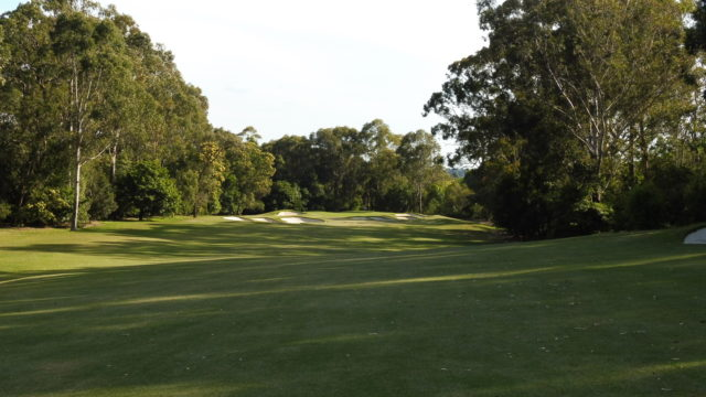The 14th fairway at Avondale Golf Club