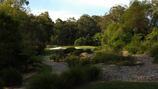 The 15th tee at Avondale Golf Club