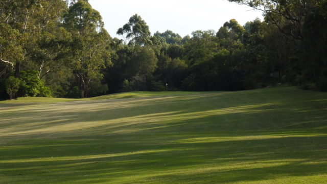 The 16th fairway at Avondale Golf Club