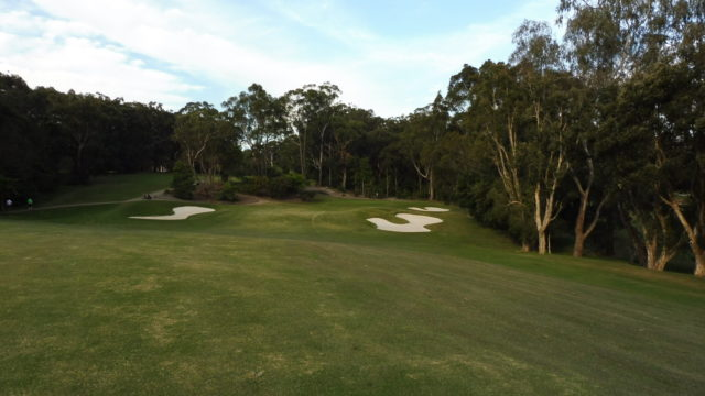 The 17th fairway at Avondale Golf Club