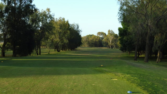 The 10th tee at Murray Downs Golf Country Club