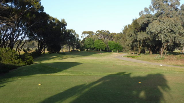 The 11th tee at Murray Downs Golf Country Club