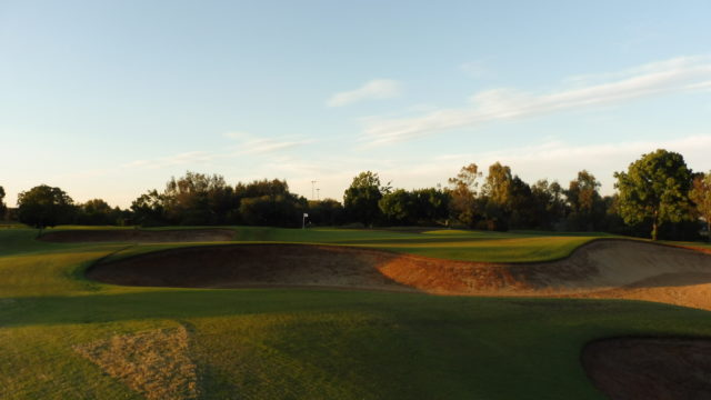 The 6th Green at Murray Downs Golf Country Club