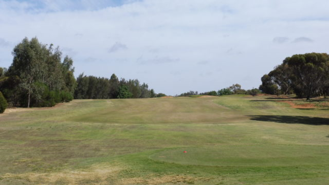 The 6th tee at Murray Downs Golf Country Club