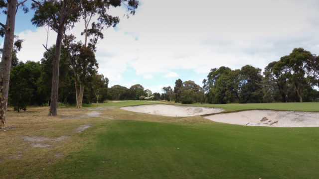 The 10th fairway at Cranbourne Golf Club