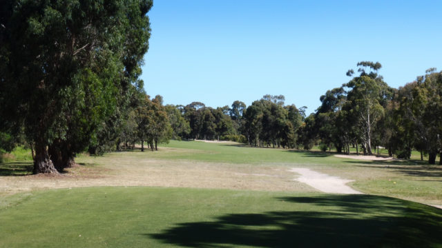 The 5th Tee at Cranbourne Golf Club