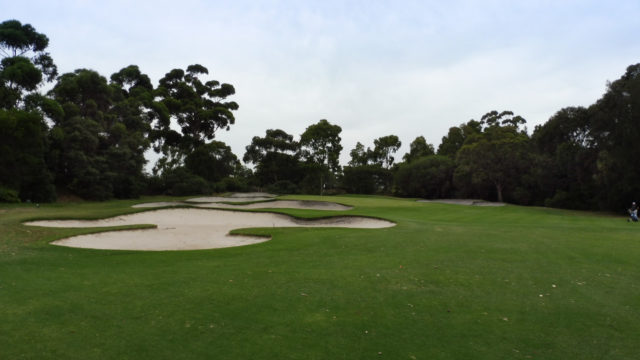 The 10th fairway at Commonwealth Golf Club