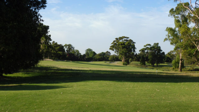 The 3rd tee at Commonwealth Golf Club