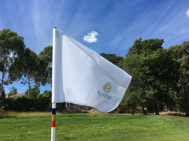 Pinflag at Riversdale Golf Club