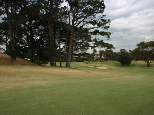 The 4th tee at Sorrento Golf Club