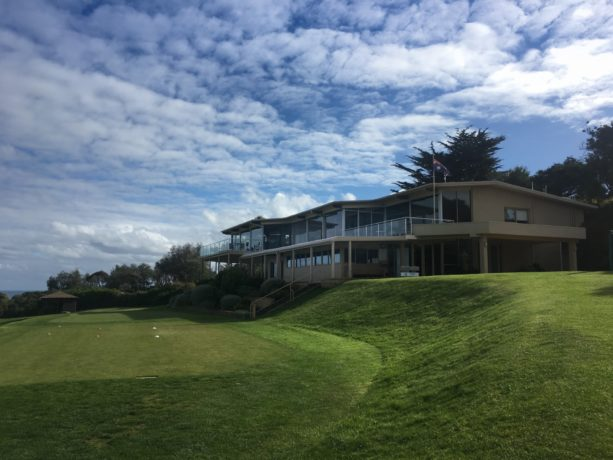 Clubhouse at Flinders Golf Club