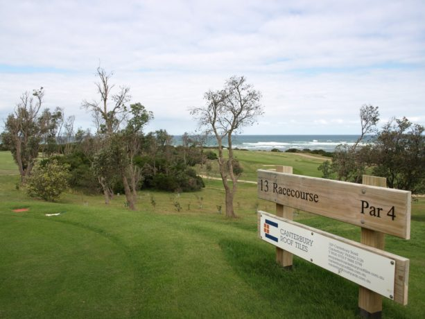Holemarker at Flinders Golf Club