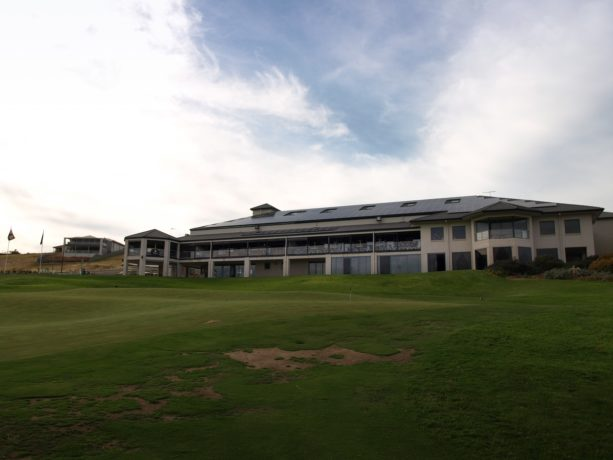 Clubhouse at Links Lady Bay Golf Resort