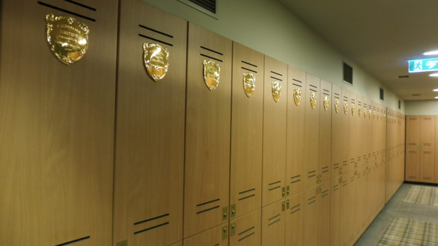 Locker Room at Huntingdale Golf Club