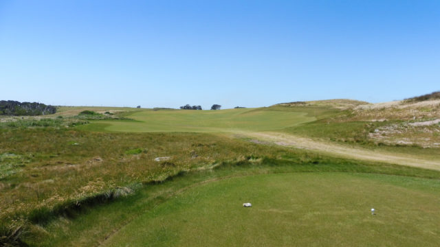 The 12th Tee at Ocean Dunes